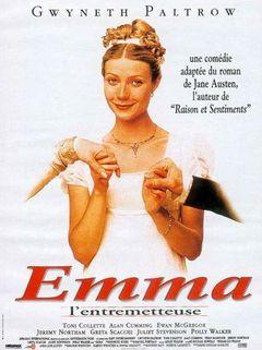 Affiche Emma l'entremetteuse