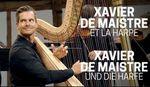 Affiche Xavier de Maistre et la harpe