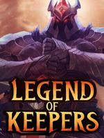 Jaquette Legend of Keepers: Career of a Dungeon Master