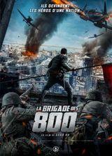 Affiche La Brigade des 800