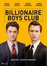 Affiche Billionaire Boys Club