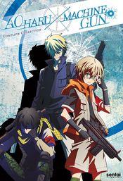 Affiche Aoharu x Machinegun
