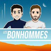 Affiche Les Bonhommes