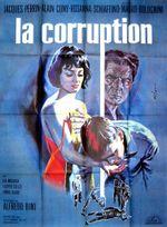 Affiche La Corruption