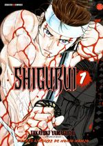 Couverture Shigurui, tome 1