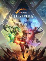 Jaquette Magic Legends