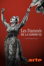 Affiche Les Damnés de la Commune