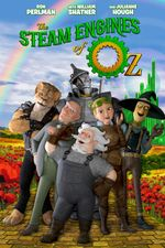 Affiche The Steam Engines of Oz