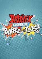 Jaquette Astérix & Obélix : Baffez-les Tous !