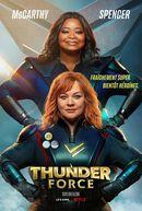 Affiche Thunder Force