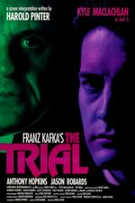 Affiche The Trial