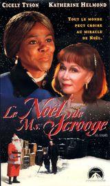 Affiche Le Noël de Ms. Scrooge