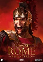 Jaquette Total War: Rome Remastered
