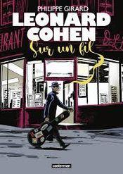Couverture Leonard Cohen sur un fil