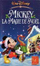 Affiche Mickey : La magie de Noël