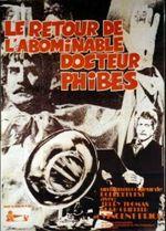 Affiche Le Retour de l'Abominable Dr. Phibes
