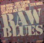 Pochette Raw Blues