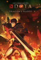 Affiche DOTA: Dragon's Blood