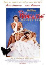 Affiche Princesse malgré elle