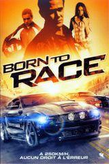 Affiche Born to Race