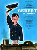 Affiche Bébert et l'omnibus