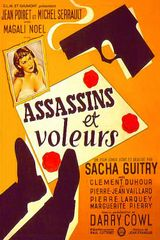 Affiche Assassins et Voleurs