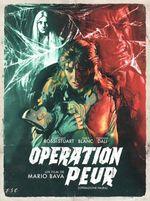 Affiche Opération Peur