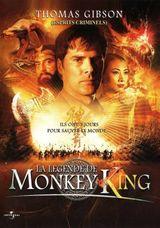 Affiche La Légende de Monkey King