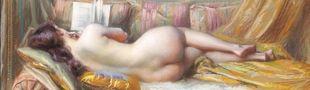 Cover Liste à l'usage des adorateurs de déesses déposées sur des couvertures