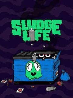 Jaquette Sludge Life