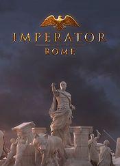 Jaquette Imperator: Rome