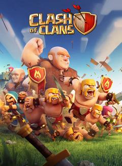 Jaquette Clash of Clans