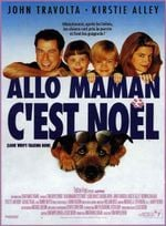 Affiche Allô maman, c'est Noël