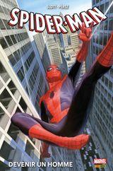 Couverture Spider-Man : Devenir un homme