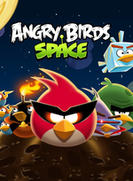Jaquette Angry Birds Space