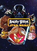 Jaquette Angry Birds Star Wars