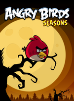 Jaquette Angry Birds Seasons