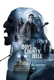 Affiche Boys from County Hell