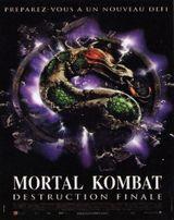 Affiche Mortal Kombat : Destruction finale