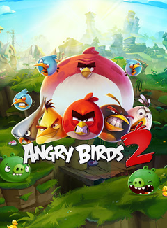 Jaquette Angry Birds 2