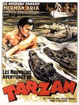 Affiche Les Nouvelles Aventures de Tarzan