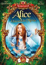 Affiche Alice à travers le miroir