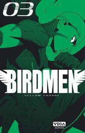 Couverture Birdmen, tome 3