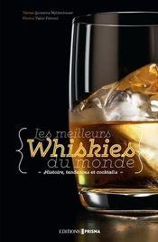 Couverture Les meilleurs whiskies du monde
