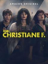 Affiche Moi, Christiane F.
