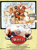 Affiche Les Muppets : Ça c'est du cinéma !