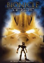 Affiche Bionicle : Le Masque de lumière