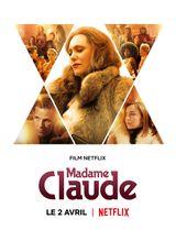Affiche Madame Claude