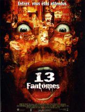 Affiche 13 Fantômes