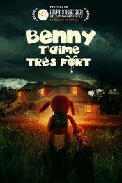 Affiche Benny t'aime très fort
